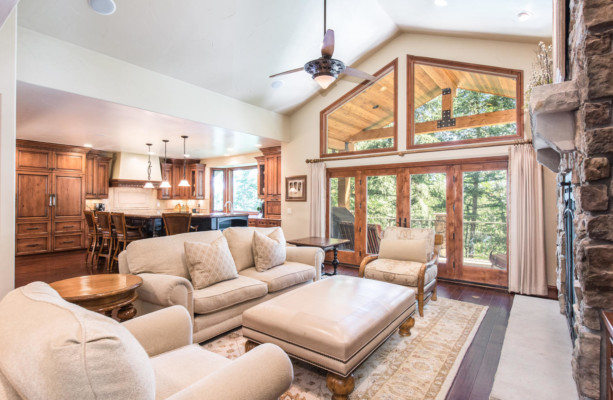 Stuart Mountain Home