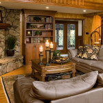 Mountain living spaces, Colorado interior design