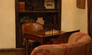 Sitting area, living room
